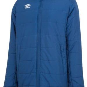 Padded jacket navy