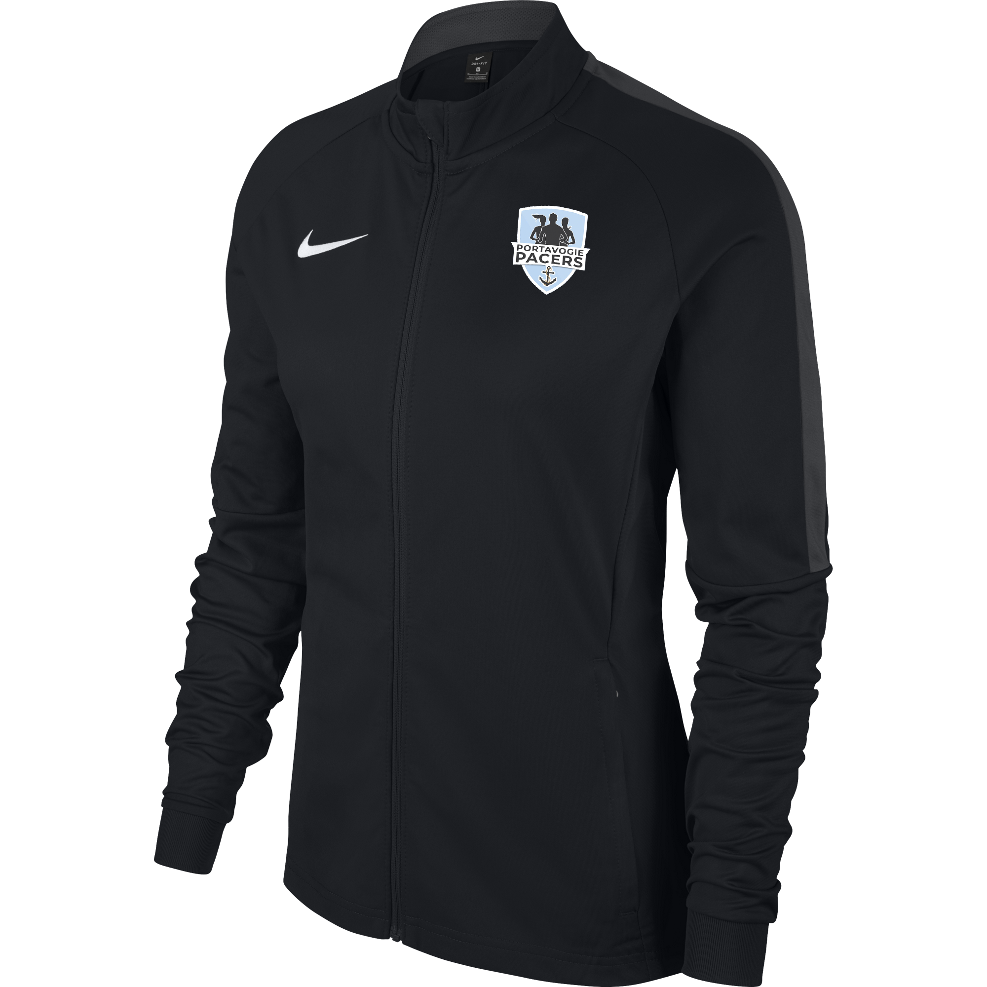 portavogie pacers womens academy jacket 37869 p