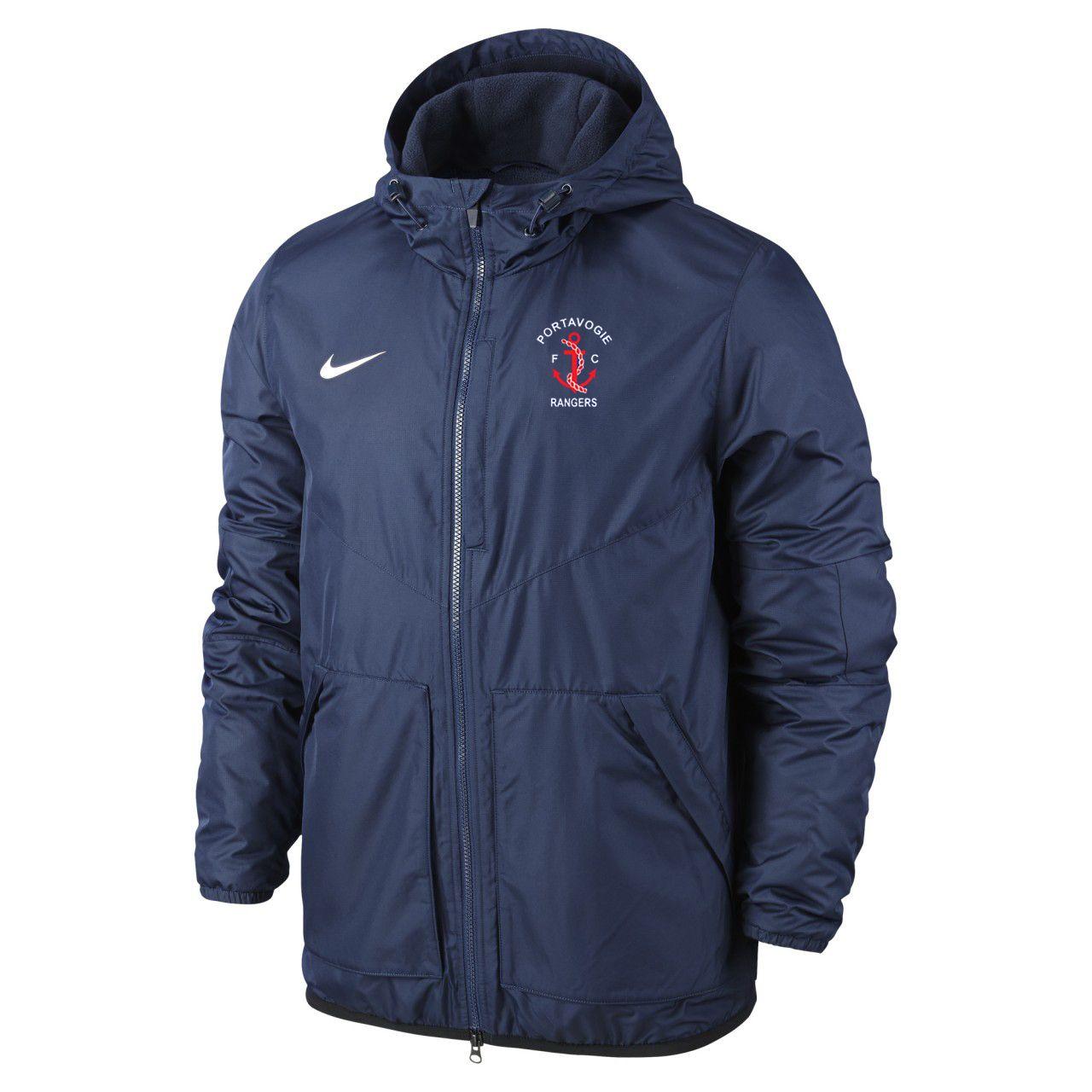 portavogie rangers fc navy fall jacket 8728 p
