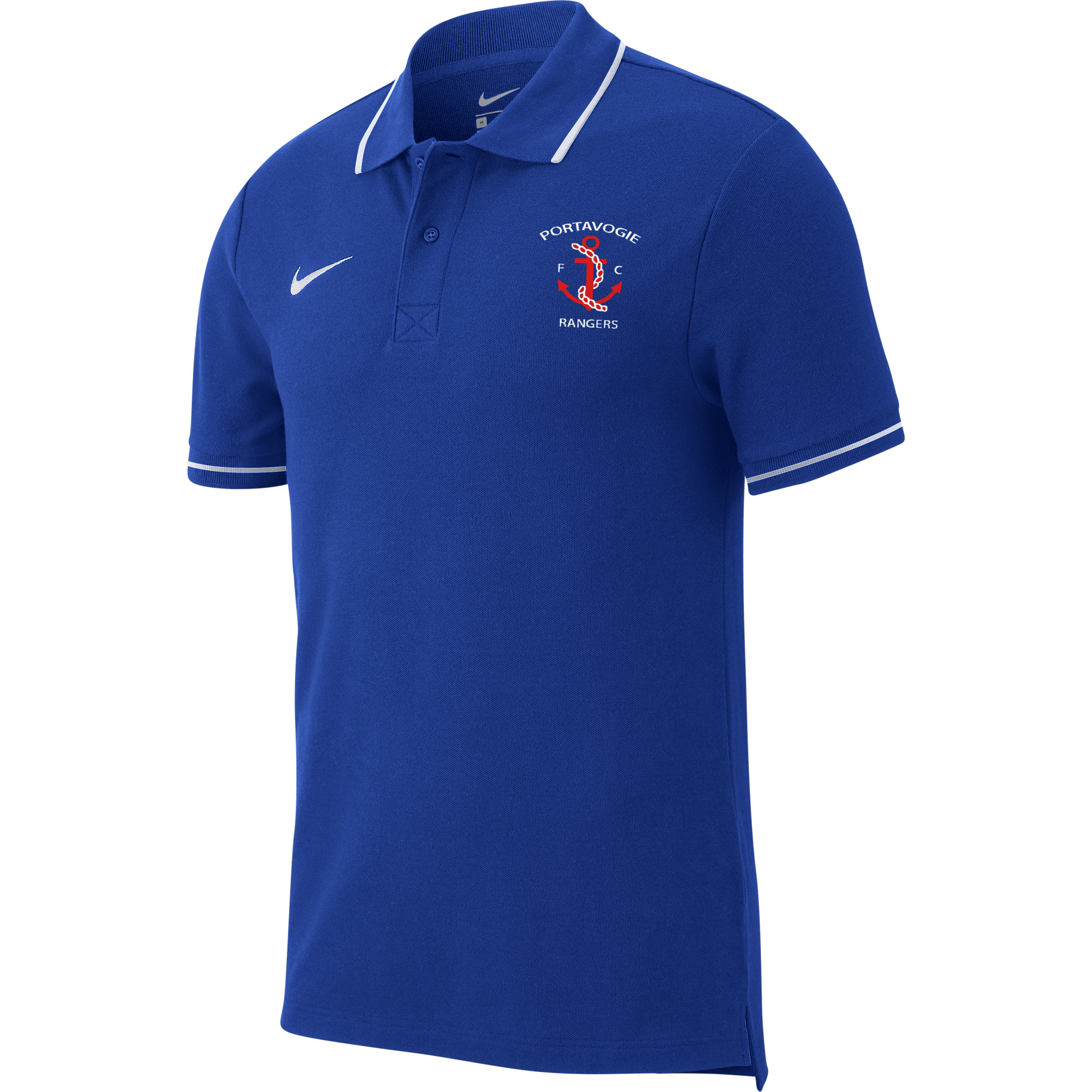 portavogie rangers fc royal club 19 polo 8661 p