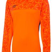 Portero GK jersey orange/blk