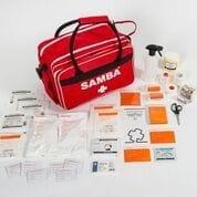 Samba first aid kit