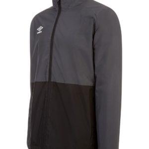 Shower jacket black/carbon