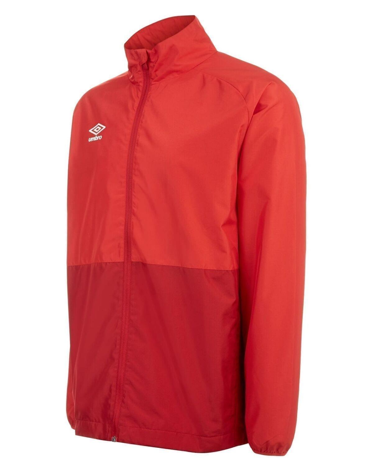 shower jacket red 30472 p