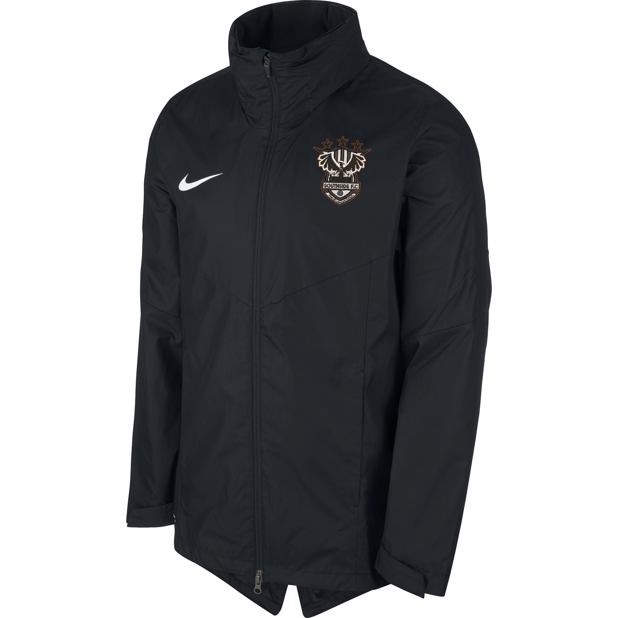 southside fc academy rain jacket size xxl mens 35968 p