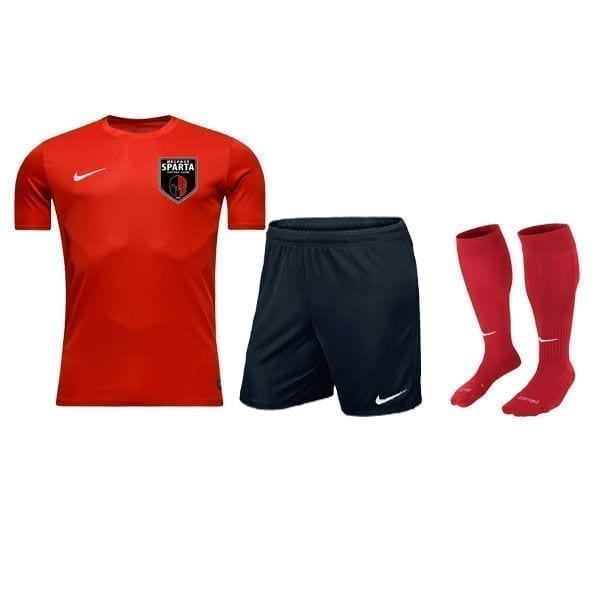 sparta training kit youth  32681 p