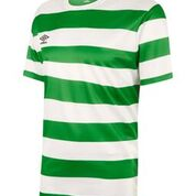 Terrace jersey emerald/white