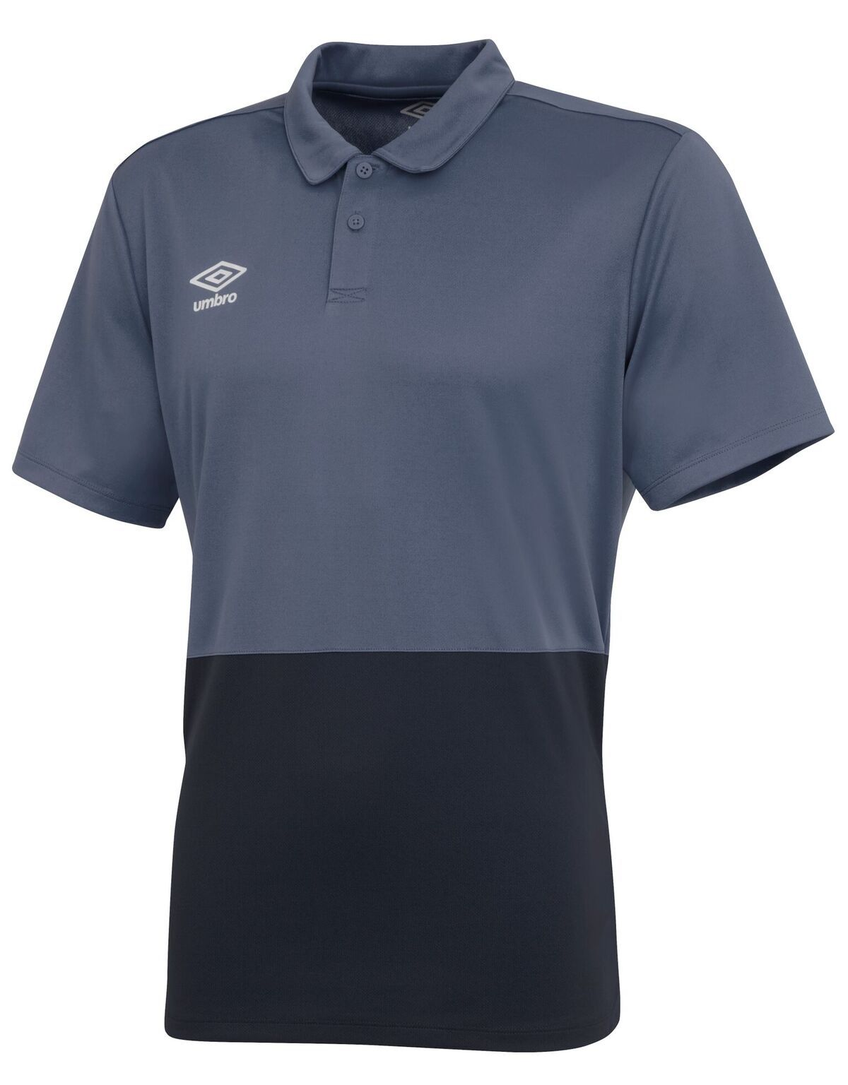 training poly polo carbon black 30353 p