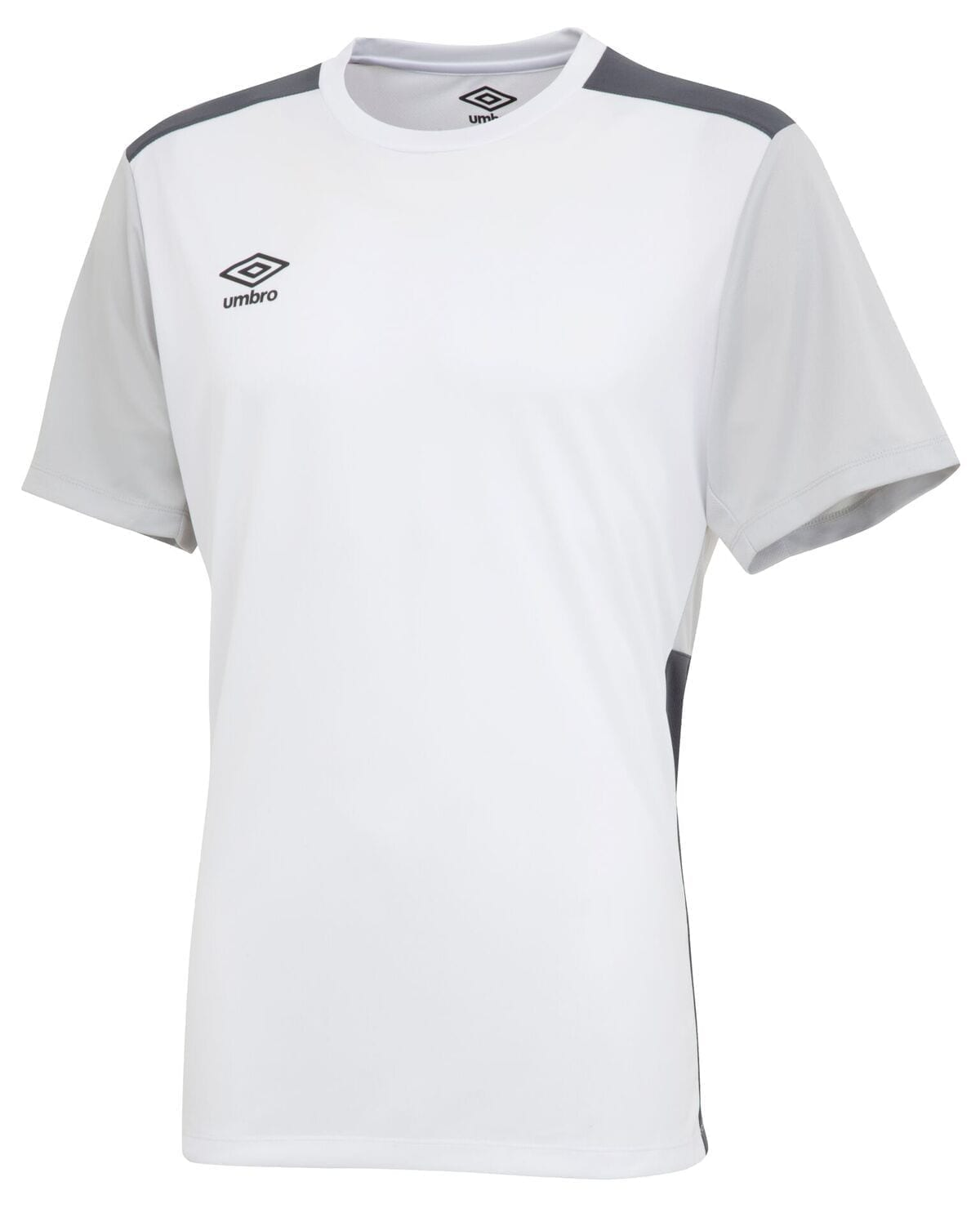 training poly tee white 30432 p