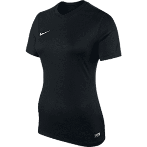 women s nike black park jersey vi size xl 29306 p