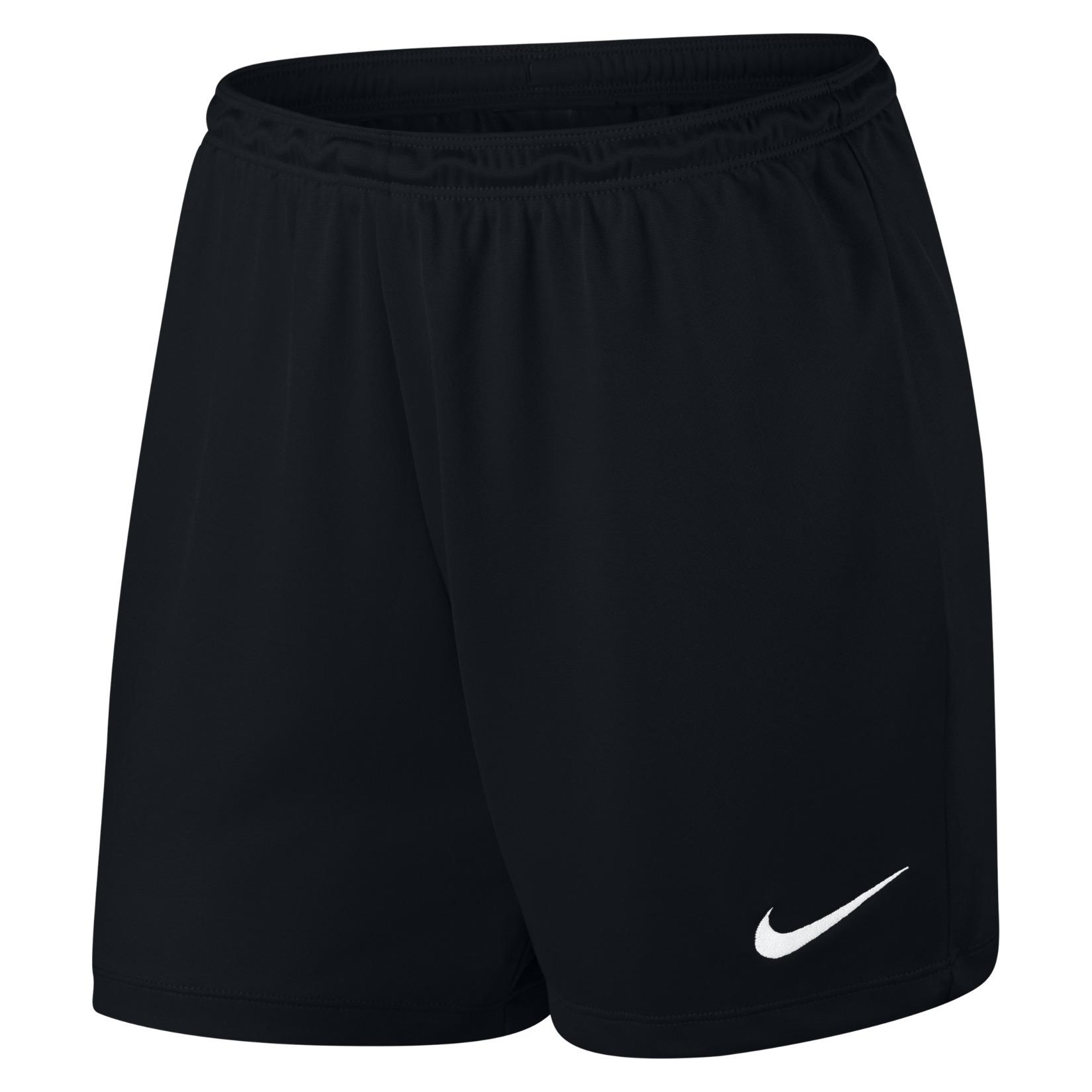women s nike black park short 29337 p