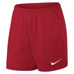 Women's Nike Red Park Short
