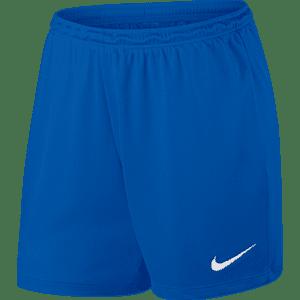 Women's Nike Royal Blue Park Short